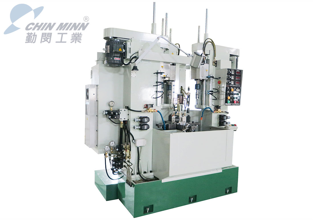 honing machine for automotive parts machining