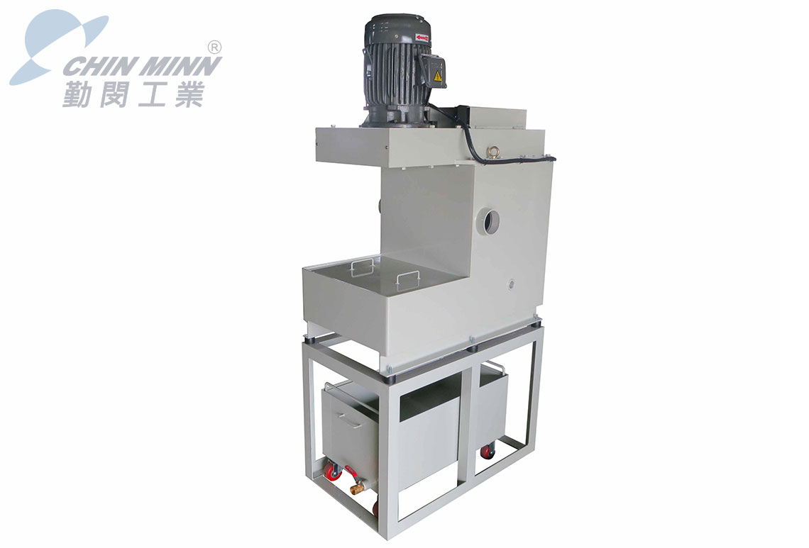 automatic centrifugal filter machine for coolant filtration