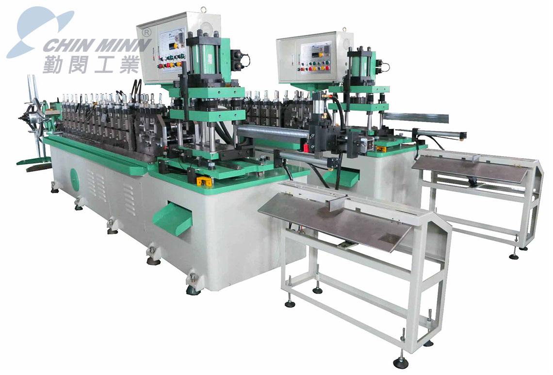 heavy duty type ball bearing drawer slides roll forming machine
